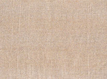 Homespun cloth background Stock Images