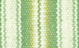 Homespun fabric with a national ornament Stock Photo