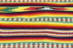 Homespun rugs Royalty Free Stock Image