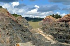 Homestake Mine. In Lead South Dakota Royalty Free Stock Images