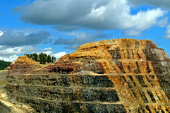 Homestake Mine Lead South Dakota royalty free stock photography