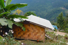 Homestay camping  at Doi Luang Chiang Dao , Thailand Stock Image