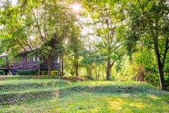 Homestay at at Jedkod Pongkonsao Royalty Free Stock Images