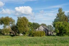 homestead Fotografia de Stock Royalty Free