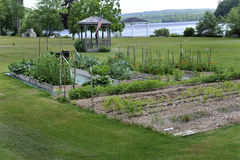 Homestead Gardening Stock Photos