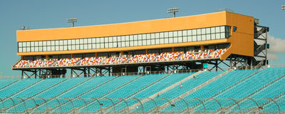 Homestead-Miami Speedway Stock Photography