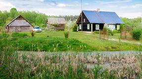 Homestead Royalty Free Stock Image