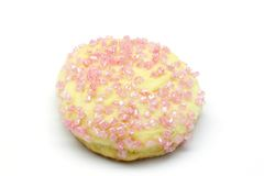 Homestyle biscuits. Homemade cookies in the traditional style decorated in different ways royalty free stock photography