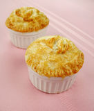 Homestyle Chicken Pies Stock Images
