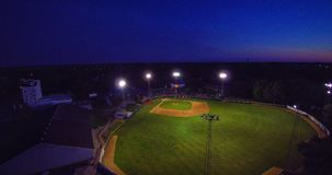 Hometown ball field