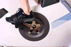 Hometrainer 01 Stock Afbeelding