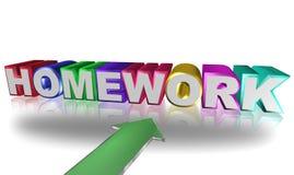 Free Homework Royalty Free Stock Photos - 100319478