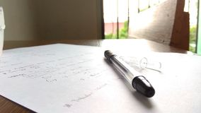 homework obrazy stock