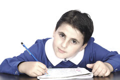 Homework Stock Images