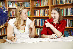 Homework Success Stock Photos