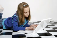 Homework time Royalty Free Stock Photos