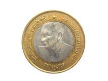 Homi Bhabha Ten Rupees Coin