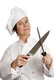 Homicidal Chef Stock Images