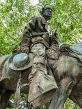 Hommage à Kit Carson Photo libre de droits