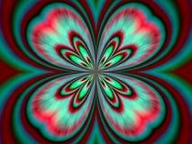 Hommage floral illustration libre de droits