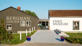 Hommage to Ingmar Bergman Royalty Free Stock Image