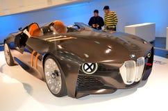 Hommage van BMW 328 Royalty-vrije Stock Foto's