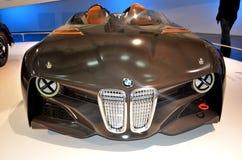 Hommage van BMW 328 Royalty-vrije Stock Afbeeldingen
