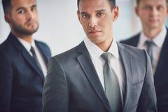 Homme élégant Image stock