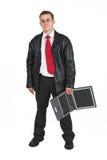 Homme #10 d'affaires Images stock
