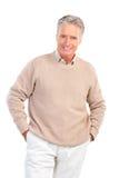 Homme aîné Images stock