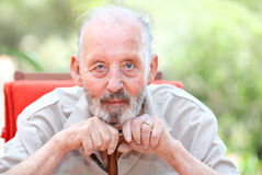 homme aîné Photos libres de droits
