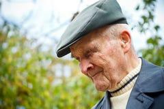 Homme aîné Images libres de droits
