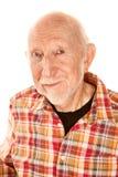 Homme aîné bel Image libre de droits