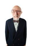 Homme aîné désagréable Photo libre de droits