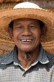 Homme adulte supérieur asiatique Images libres de droits
