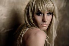 Homme androgyne Photographie stock libre de droits