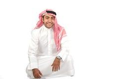Homme arabe Images libres de droits