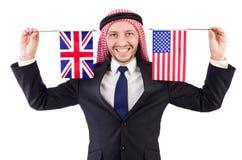 Homme arabe Photographie stock libre de droits