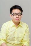 Homme asiatique photographie stock