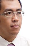Homme asiatique d'affaires de réussite Image stock