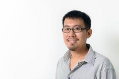 Homme asiatique Photo stock
