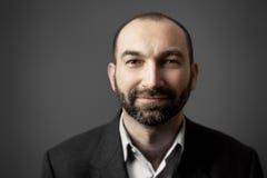 Homme avec la barbe Image libre de droits