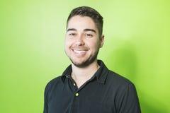 Homme bel de sourire de jeune Caucasien photos libres de droits