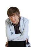 Homme caucasien bel Images stock