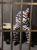 Homme coupable. Image libre de droits