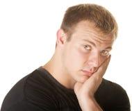 Homme déçu Image stock