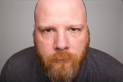 Homme déprimé Photos libres de droits