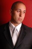 Homme d'affaires à la mode. photo stock