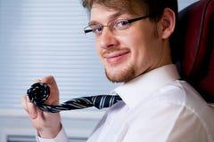 homme d'affaires élégant Photo libre de droits