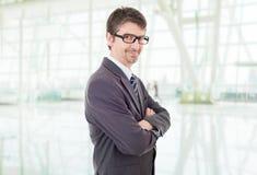 Homme d'affaires photographie stock libre de droits